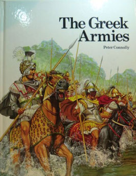 "Peter Connolly - THE GREEK ARMY engl. Text "" Kategorie II. """