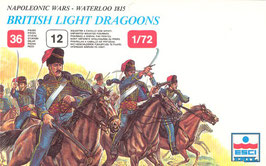 ESCI #230 Biritsh Light Dragoons - Secondhand