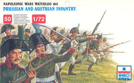 ESCI #226 Prussian and Austrian Infantry - Secondhand