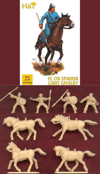 HÄT 8201 EL CID SPANISH LIGHT CAVALRY