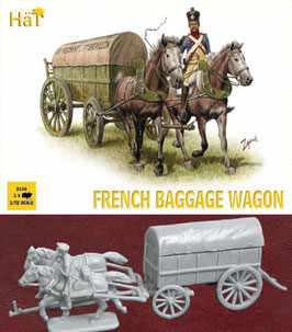 HÄT 8106 FRENCH BAGGAGE WAGON
