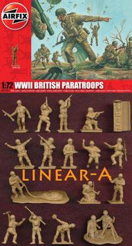 AIRFIX A01723 BRITISH PARATROOPS - SONDERPREIS SOLANGE VORRAT