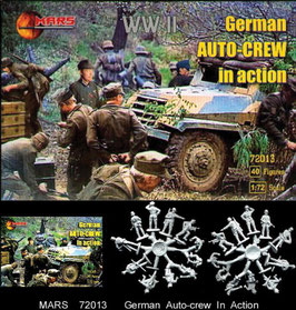 MARS 72013 GERMAN AUTO CREW IN ACTION