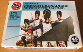 AIRFIX 1749 French Grenadiers of the Imperial Guard - Secondhand