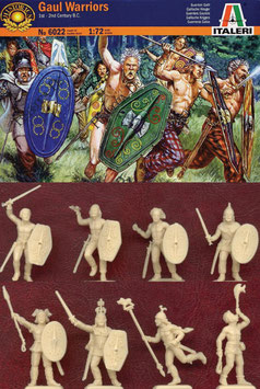 ITALERI 6022 GAUL / GALLIER WARRIORS