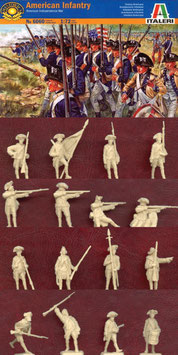 ITALERI 6060 AMERICAN WAR AMERICAN INFANTY