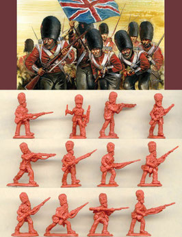 STRELETS M032 CRIMEAN BRITISH GRENADIERS IN SUMMER DRESS