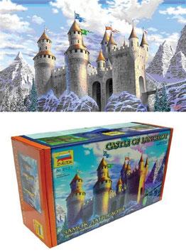 ZVEZDA 8527 Castle of Lancelot