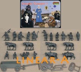 STRELETS 127 CRUSADER TRANSPORT SET 2