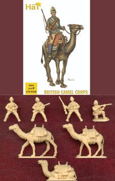 HÄT 8194 BRITISH CAMEL CORPS