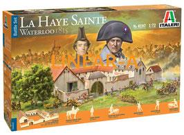 ITALERI 6197 LA HAYE SAINTE WATERLOO 1815