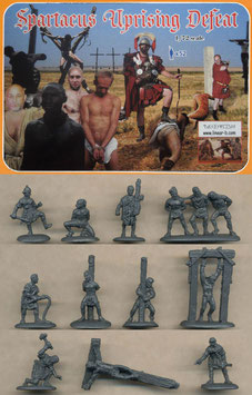 LINEAR-b  006 SPARTACUS UPRISING DEFEAT SET 2