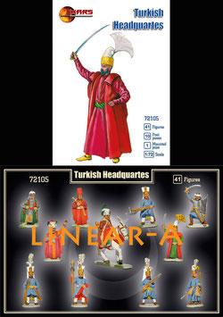 MARS 72105 Turkish Headquartes 16-17th CENTURY