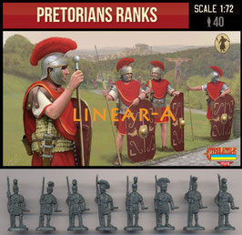 STRELETS M108 PRETORIANS RANKS