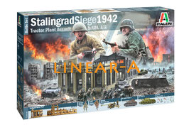Italeri 6193 WWII BATTLE SET STALINGRAD SIEGE