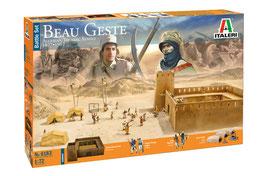 ITALERI 6183 BEAU GESTE: Algerian Tuareg Revolt - BATTLE SET