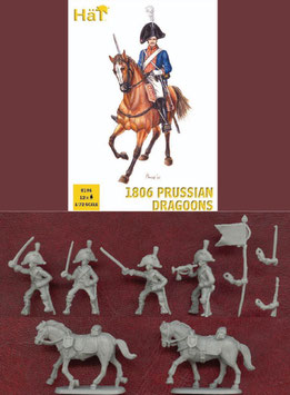 HÄT 8196 PRUSSIAN DRAGOONS
