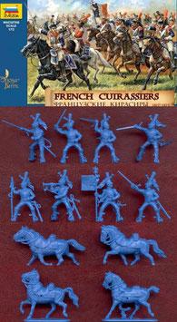 ZVEZDA 8037 FRENCH CUIRASSIERS 1807 - 1815