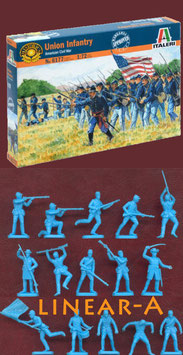 ITALERI 6177 UNION INFANTRY