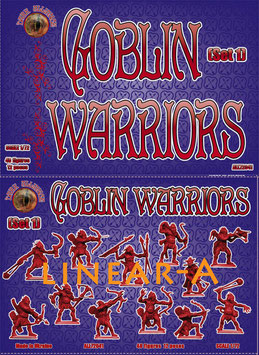 DARK ALLIANCE ALL 72041 Goblin Warriors set 1