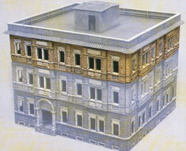 ITALERI 6089 Berlin House Expansion 1. FLOOR WWII