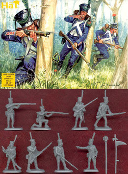 HÄT 8063 Napoleonic 1805 French Light Infantry