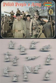 STRELETS M095 WWII POLISH PEOPLE'S ARMY