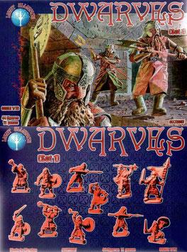DARK ALLIANCE ALL72007 DWARVES / ZWERGE SET 1