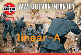 AIRFIX A00726V WWI GERMAN INFANTRY 'Vintage Classic series'