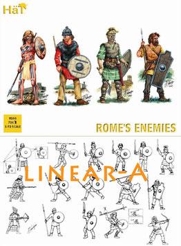 HÄT 8266 Rome's Enemies