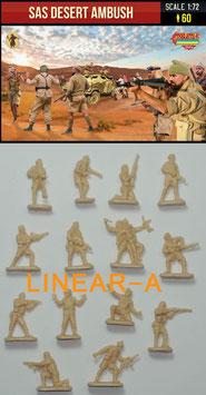 STRELETS M145 SAS Desert Ambush
