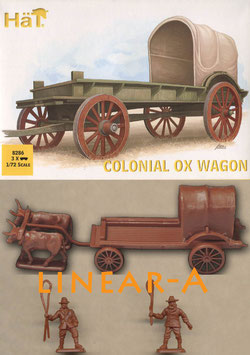 HÄT 8286 Colonial Ox Wagon