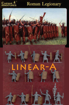 CAESAR H041 IMPERIAL ROMAN LEGIONARIES