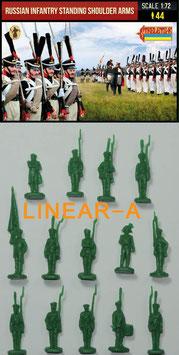 STRELETS 216 Russian Infantry Standing Shoulder Arms