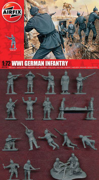 AIRFIX A01726 WWI GERMAN INFANTRY 1:72