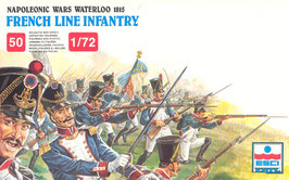 ESCI #227 French Line Infantry - Secondhand
