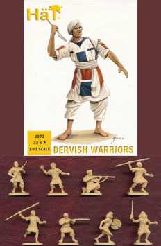HÄT 8271 DERVISH WARRIORS