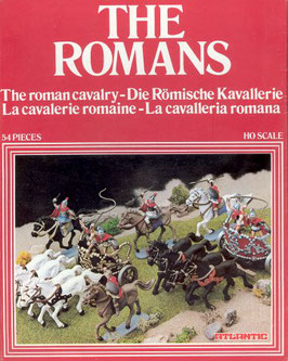 ATLANTIC #1516 Roman Cavalry - Secondhand