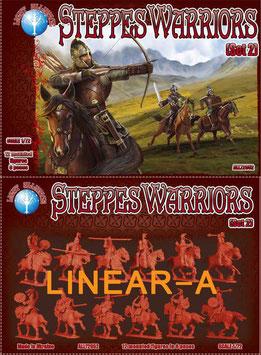 DARK ALLIANCE ALL 72052 Steppes Warriors Set 2