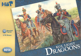 HÄT 8014 Napoleonic King's German Legion Light Dragoons - Secondhand