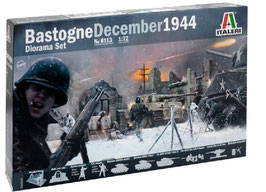 Italeri 6113 BATTLE OF BASTOGNE SET DECEMBER 1944