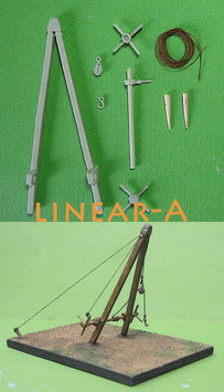 Phersu MC - Ancient Manual Crane