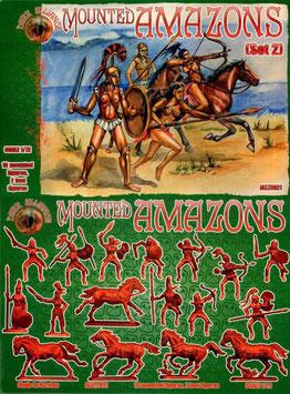DARK ALLIANCE ALL 72021 MOUNTED AMAZONS SET 2