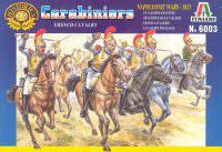 ITALERI 6003 Napoleonic Carabiniers - Secondhand