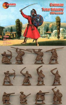 MARS  72084 TARTARS INFANTRY 17th Century