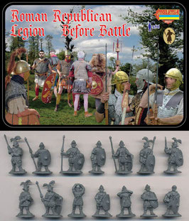 STRELETS M080 ROMAN REPUBLICAN LEGION BEFORE BATTLE