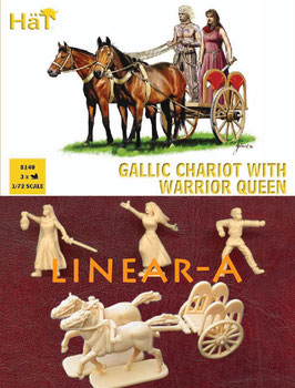 HÄT 8140 CELTIC CHARIOT WARRIOR QUEEN