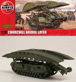 AIRFIX A04301  Churchill Bridge Layer 1:76