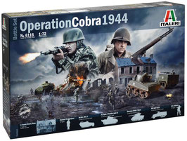 Italeri 6116 Operation Cobra 1944 Battle Set