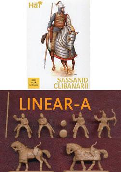 HÄT 8285 Sassanid Clibanarii